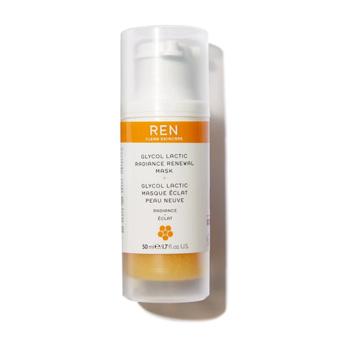 REN Glycolactic Radience Renewal Mask 50ml The Voewood - The Voewood