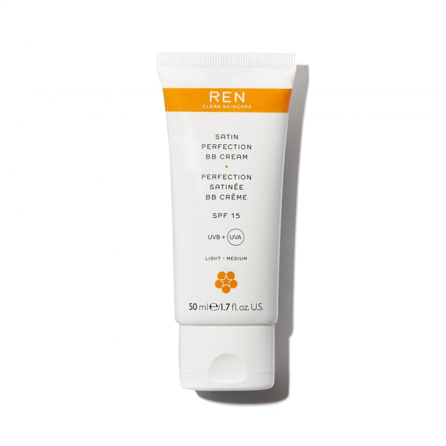 REN Satin Perfection BB Cream 50ml The Voewood - The Voewood