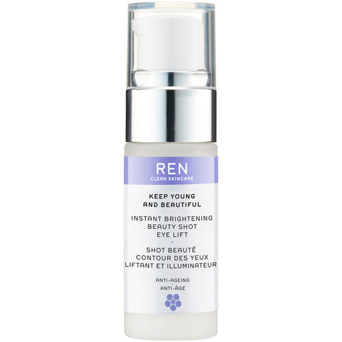 REN Instant Brightening Beauty Shot Eye Lift 15ml The Voewood - The Voewood