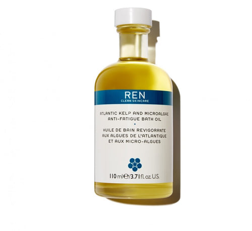 REN Atlantic Kelp and Microalgae Anti Fatigue Bath Oil 110ml The Voewood - The Voewood