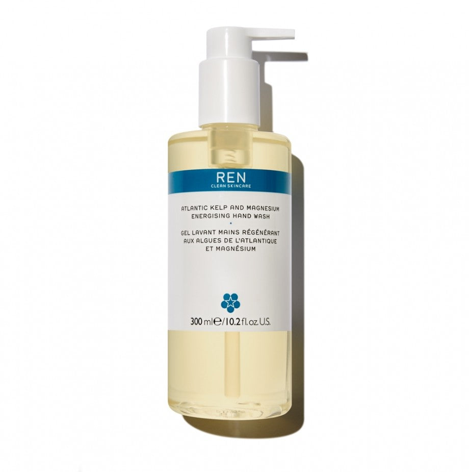 REN Atlantic Kelp and Magnesium Energising Hand Wash 300ml The Voewood - The Voewood