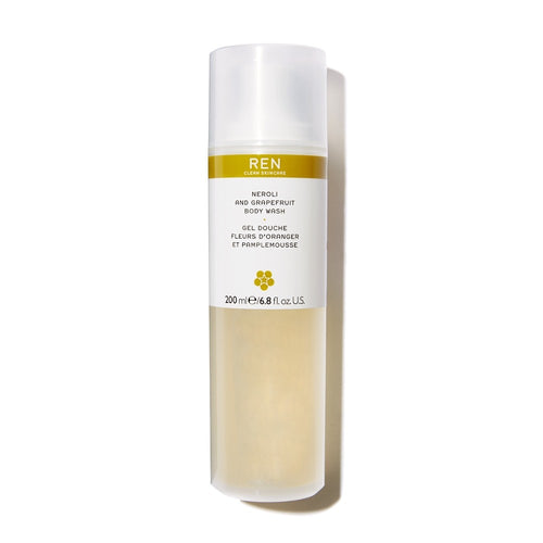 REN Neroli and Grapefruit Body Wash 200ml The Voewood - The Voewood