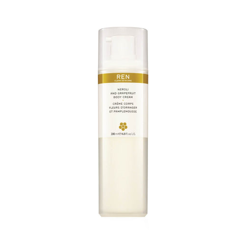 REN Neroli and Grapefruit Body Cream 200ml The Voewood - The Voewood