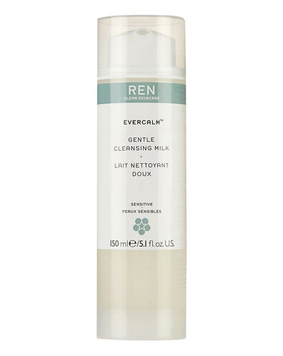 REN Gentle Cleansing Milk 150ml The Voewood - The Voewood