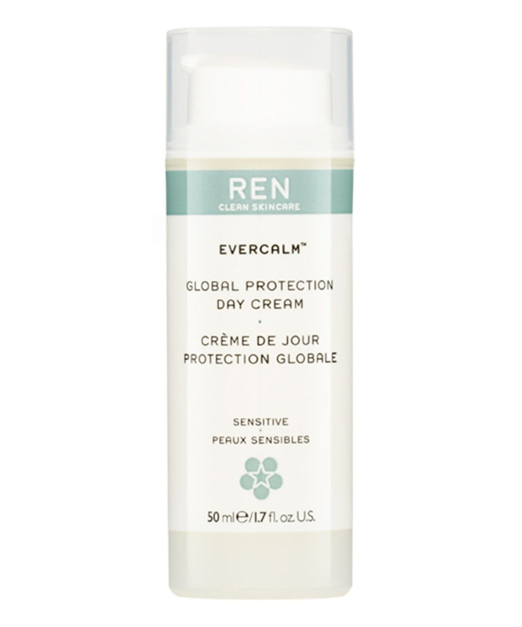 REN Global Protection Day Cream 50ml The Voewood - The Voewood