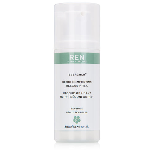 REN Ultra Comforting Rescue Mask 50ml The Voewood - The Voewood