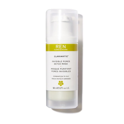 REN Invisible Pores Detox Mask 50ml The Voewood - The Voewood