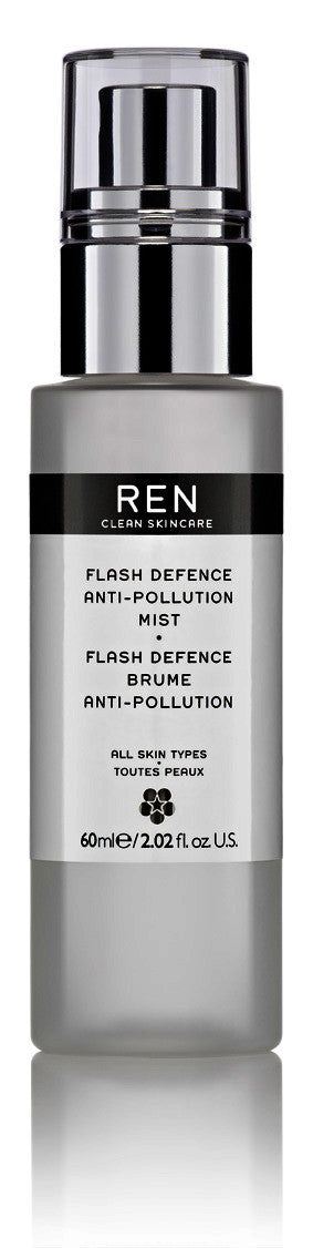 REN Flash Defence Anti-Pollution Mist 60ml The Voewood - The Voewood