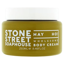 Hay Ho Natural Body Cream
