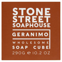 Geranimo Natural Soap