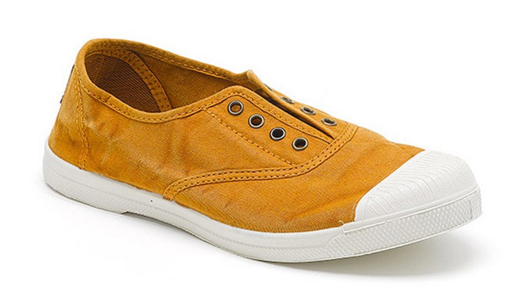 Natural Rubber Sneakers