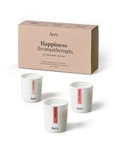 Happy Aromatherapy Candle Trio - Gift Set