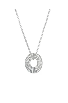 Silver Surfside Necklace