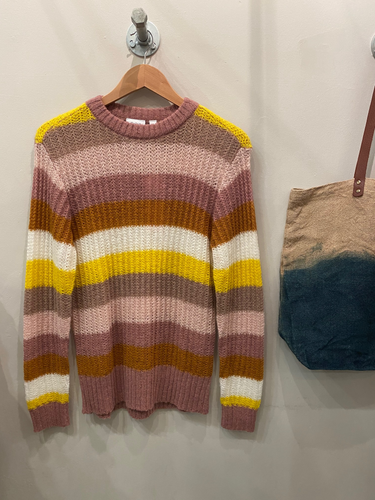 Last One! Stripe Knit