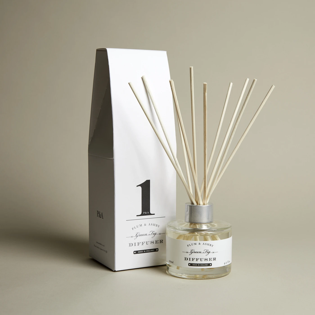 Green Fig No.1 Reed Diffuser
