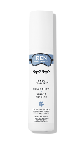 REN & Now To Sleep Pillow Mist Spray