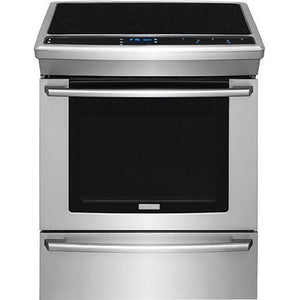 Electrolux EW30ES8CRS SI Electric - 30'', SC, 5 Burner, Smooth, True