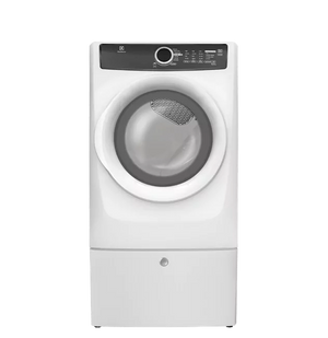 Electrolux EFLS527UIW FL Washer, Steam