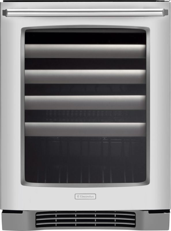 Electrolux EI24WC10QS Wine Cooler, Built-In, 45 Bottles