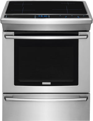 Electrolux EW30IS8CRS SI Induction - 30'', SC, Smooth, True