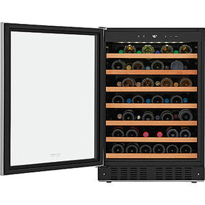 Frigidaire FGWC5233TS  Wine Cooler, Built-In, 52 Bottles