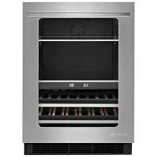Jenn Air JUB24FRERS 24 Inch Under Counter Beverage Center