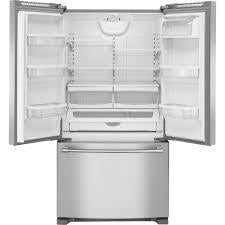 Maytag MFF2258FEZ  33-Inch Wide French Door Refrigerator - 22 Cu. Ft.