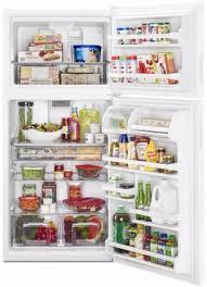 Maytag MRT311FFFE  33-Inch Wide Top Freezer Refrigerator with PowerColdå¨ Feature- 21 Cu. Ft.
