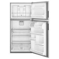 Maytag MRT311FFFM  33-Inch Wide Top Freezer Refrigerator with PowerColdå¨ Feature- 21 Cu. Ft.