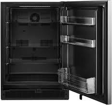 Whirlpool WUR50X24HZ 5.1 CU. FT, AUTO DEFROST, MANUAL CONTROLS, REVERSIBLE DOOR, 3 CLEAR DOOR BINS, 3 GLASS SHELVES