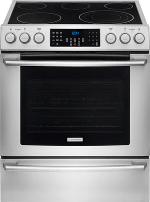 Electrolux EI30EF4CQS FSFC Electric - 30'', SC, 5 Burner, Smooth, True