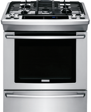 Electrolux EW30GS80RS SI Gas - 30'', SC, 5 Burner, True