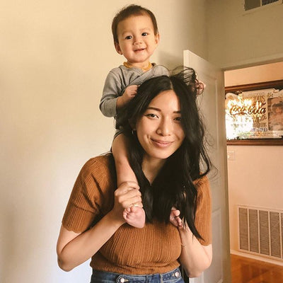 May Mamas: Stephanie Liu Hjelmeseth