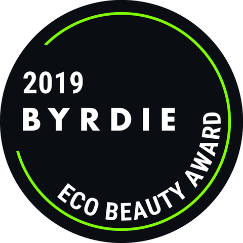 byrdie eco beauty award winner