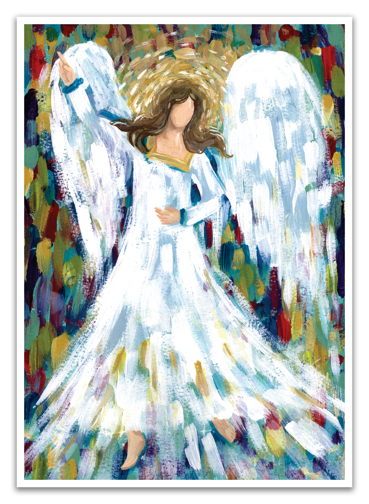 Angel Card - Pack of 10