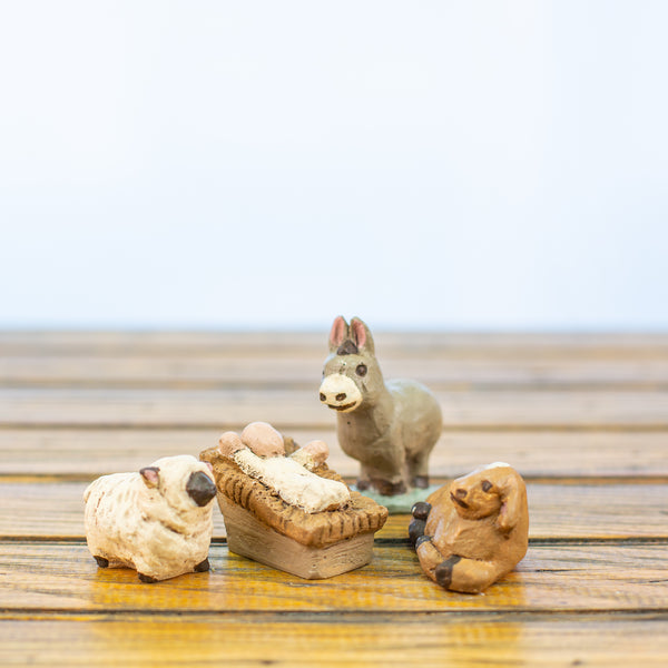 Nativity Baby Animals