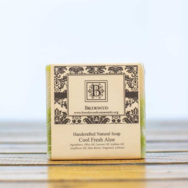 Brookwood Handcrafted Natural Soap