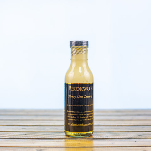 Brookwood Honey Lime Dressing