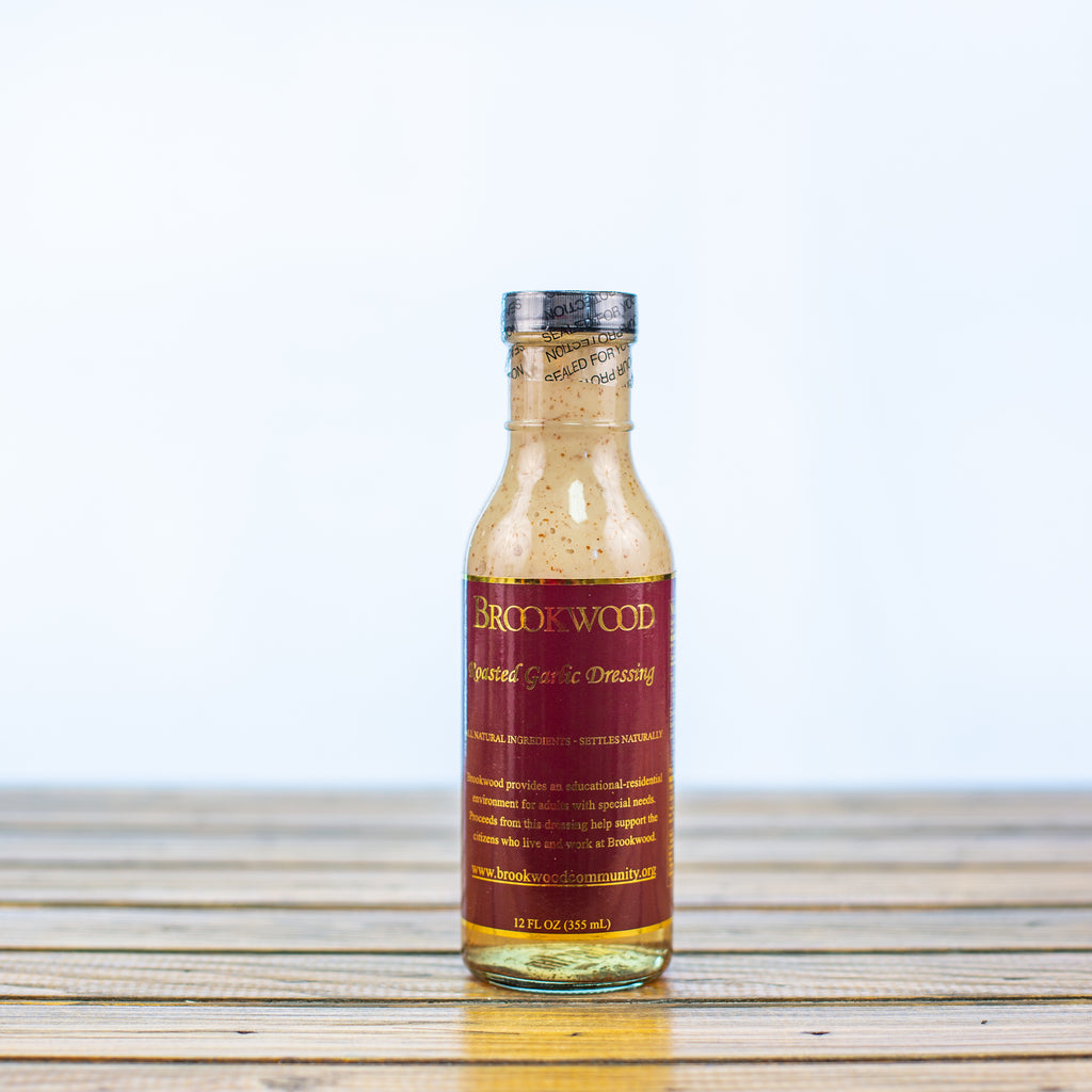 Brookwood Roasted Garlic Dressing