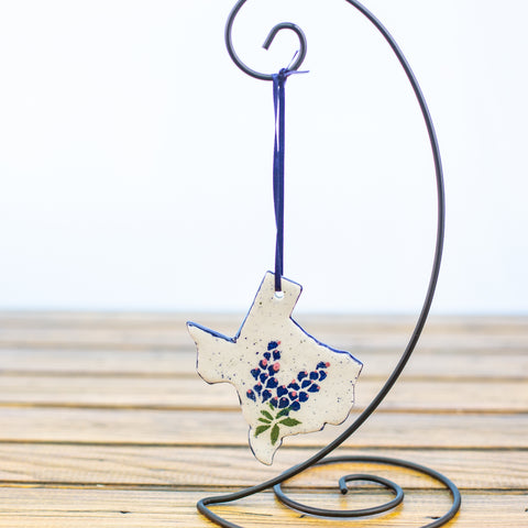 Texas Bluebonnet Ornament