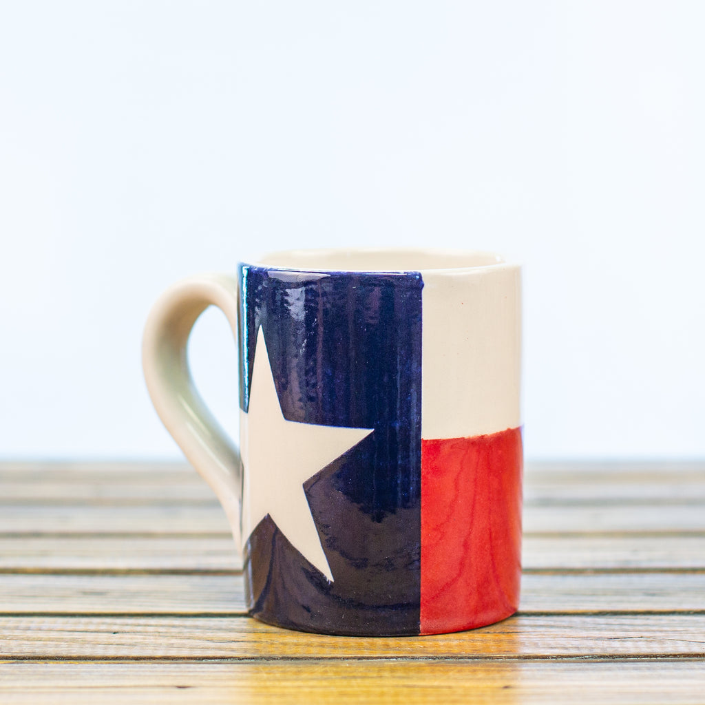 Mug with Texas Design