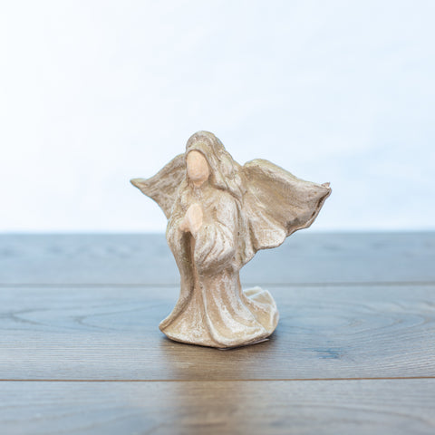 Angel Nativity Driftwood