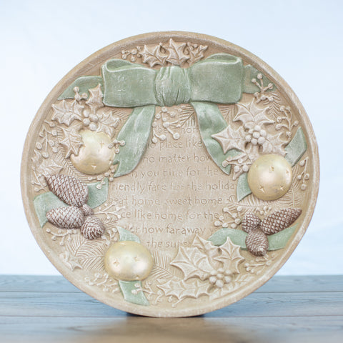 Comfort Bowl with Wreath