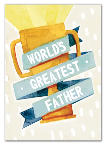 Father's Day Card / World's Greatest Father