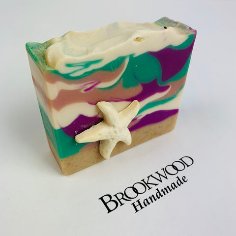 Bar Soap Brookwood Bubbles - Beach Breezes