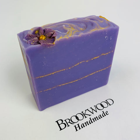 Bar Soap Brookwood Bubbles - Lavender