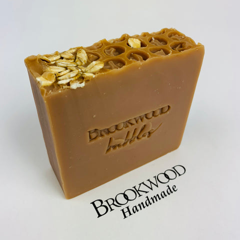 Bar Soap Brookwood Bubbles - Oatmeal Almond