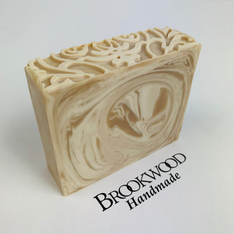 Bar Soap Brookwood Bubbles - Cashmere