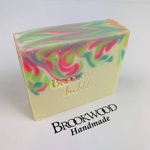 Bar Soap Brookwood Bubbles - Jasmine Dreams
