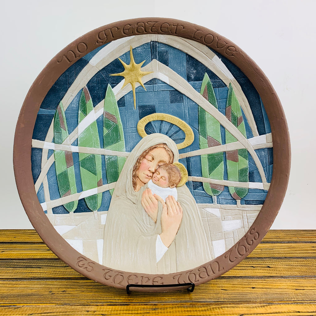 Comfort Bowl Nativity